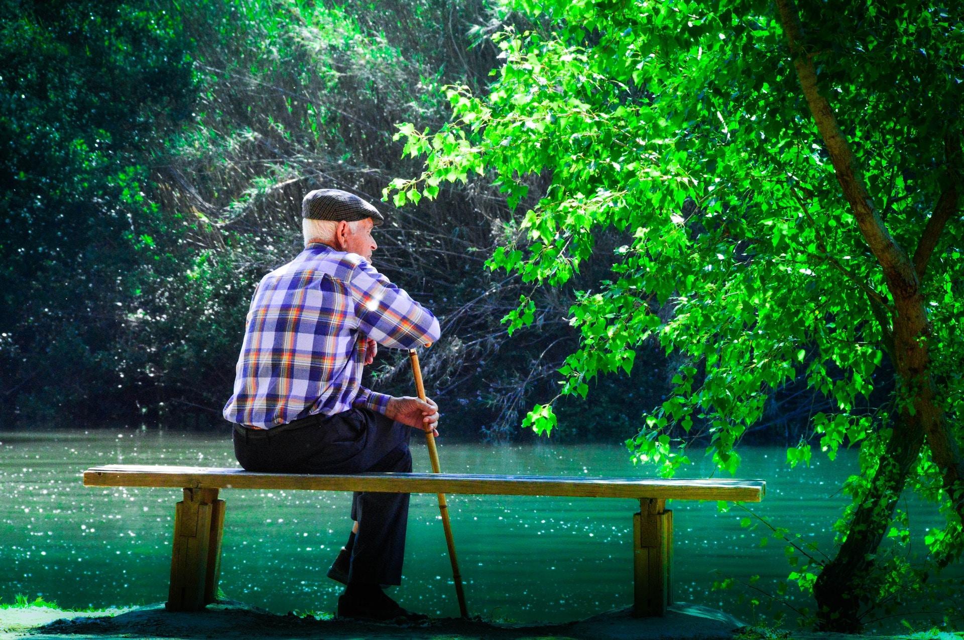 ผู้สูงอายุ อัลไซเมอร์